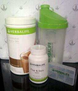 Herbalife online